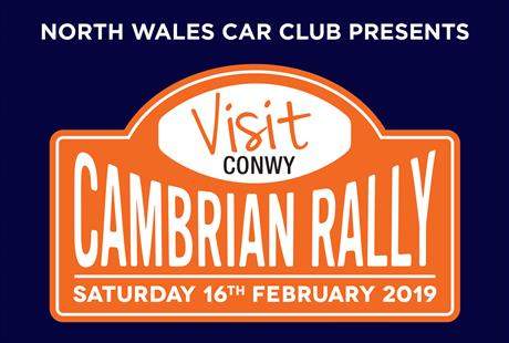 Visit Conwy Cambrian Rally - Conwy County