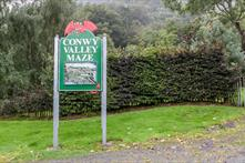 Conwy Valley Maze