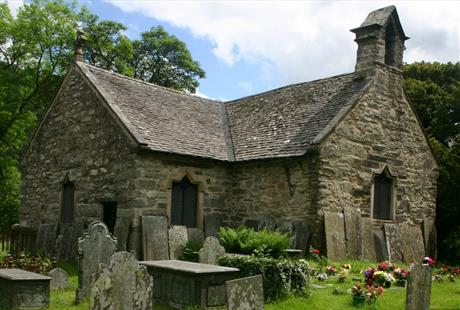St Michael's Old Church, Betws y Coed