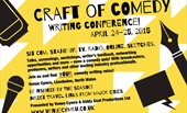 Craft of Comedy Writing Conference 2015 Accommodation Booking