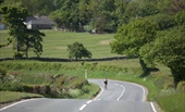 Mountains & Lakes around Betws y Coed - Road Cycle Route